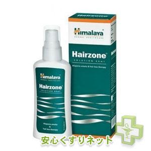 ヒマラヤ ヘアゾーン 抜け毛対策 60mlの効果と通販